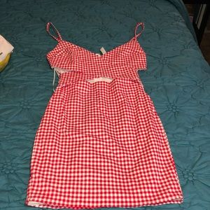 Hazel and olive boutique plaid dress